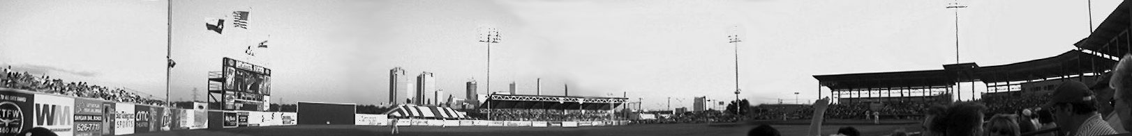 Fort Worth Cats' LaGrave Field; Click for full size