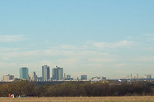 Taken Dec. 9, 2004 in Fort Worth, Texas. Click for larger image