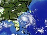 Radar Shows Tropical Depression, Friday 7:15 p.m. EDT