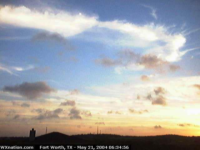 WXnation Fort Worth Webcam